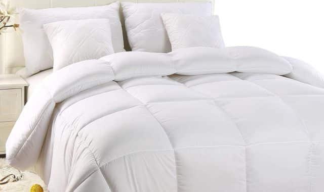 5 Pour bien dormir quand on est étudiant, il te faut une bonne couette. Comme ça tu pourras aussi faire de beaux rêves