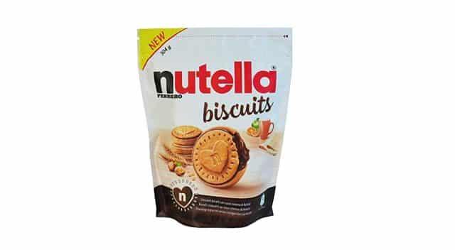 5 Pour le goûter ou juste avant de partir à la plage, prends un petit biscuit. Ils sont délicieux