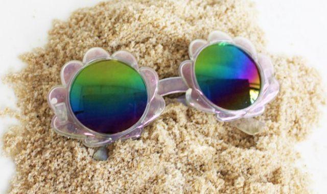 9 Coquillages et crustacés, ces lunettes de soleil sont parfaites si vous êtes au bord de la mer avec vos potes