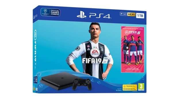 Bon plan Gaming la PS4 Slim + FIFA 19 à moins de 300 euros pour les Prime Day