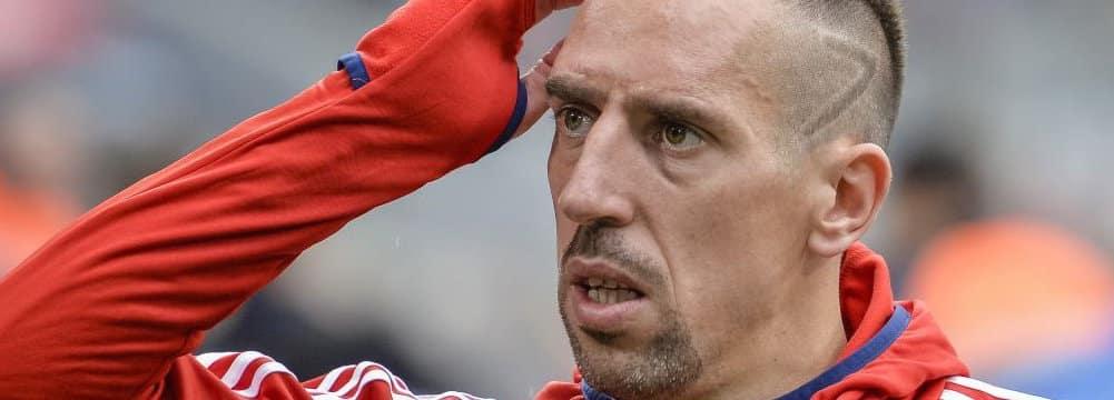 Franck Ribéry: son nouveau look étonnant fait réagir les internautes ! (PHOTO)