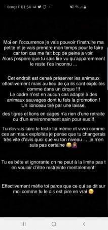 """Mélanie Dedigama et Camille Froment partent sur clash sur Instagram: """"Tu es bête et ignorante"""" !"""