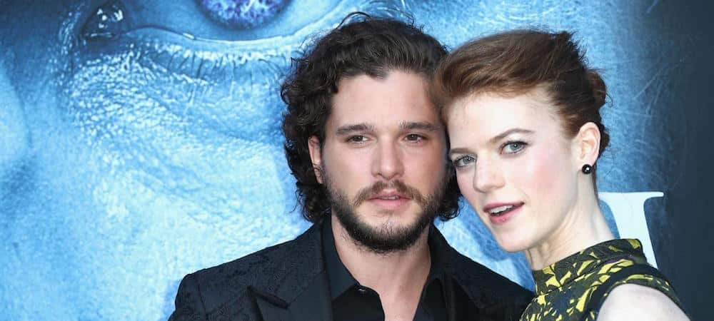 Kit Harington (Game of Thrones) au plus mal dans son mariage avec Rose Leslie
