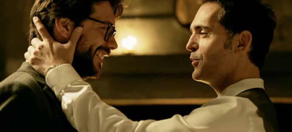 La Casa De Papel saison 3: Berlin et El Profesor sont-ils frères ?