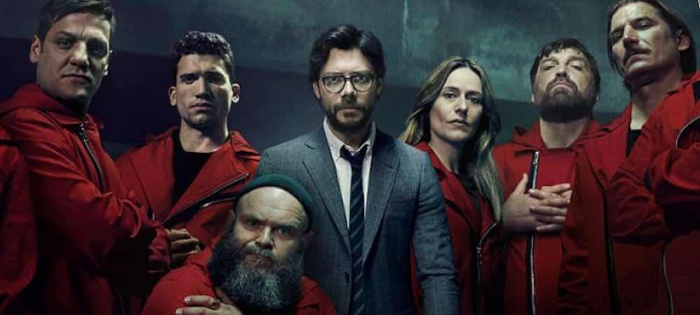 La Casa De Papel saison 3: Netflix dévoile un nouveau générique !