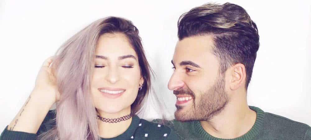 Lufy en couple la Youtubeuse dévoile une magnifique photo avec son chéri