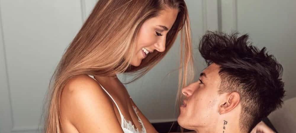 Oltean Vlad très amoureux d'Emma Cakecup il dévoile une adorable photo de couple !