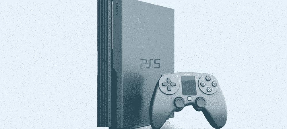 PS5: la nouvelle console Sony s'adresse aux hardcore gamers !