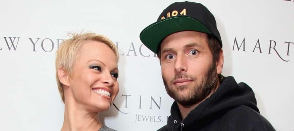 Pamela Anderson a 52 ans elle a fêté son anniversaire avec... son ex Rick Salomon !