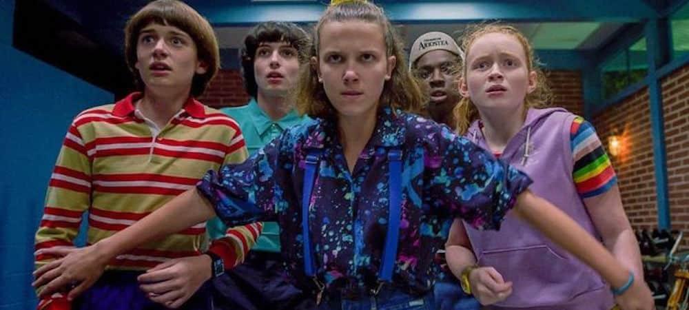 Stranger Things: Netflix dévoile les meilleurs fan arts de la série !