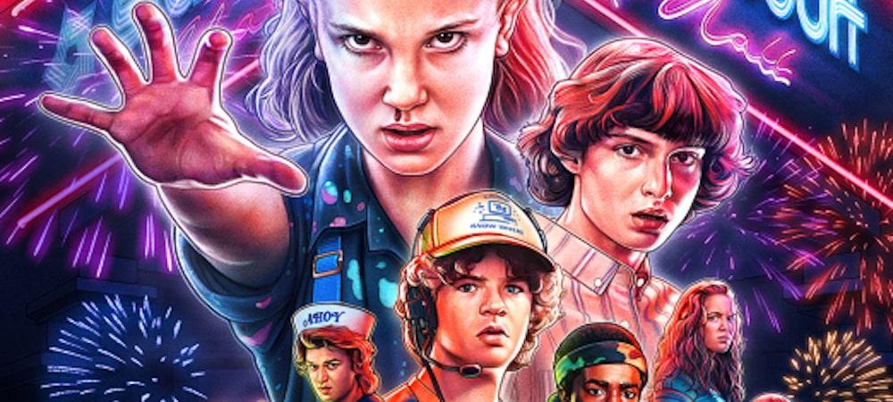 Stranger Things saison 3: La nouvelle saison enfin disponible sur Netflix !