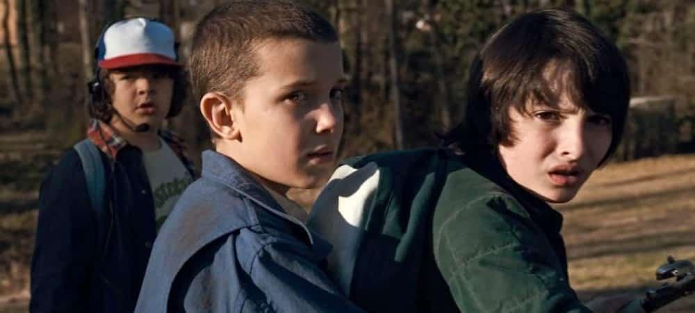 Stranger Things saison 3: Quel âge ont Eleven, Dustin et Mike ?