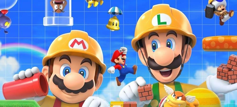 Super Mario Maker 2 tout savoir sur le nouveau jeu Nintendo !