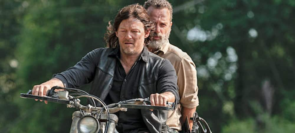 The Walking Dead saison 10: Daryl et Rick bientôt réunis dans la série ?