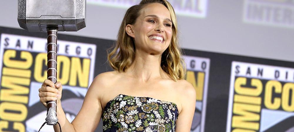"Thor 4: Natalie Portman incarnera Thor dans ""Love and Thunder"" !"