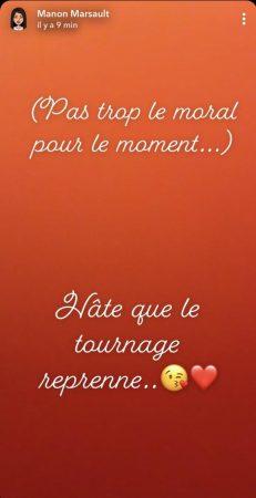 Manon Marsault (LMvsMonde4) se retire des réseaux sociaux: découvrez pourquoi !