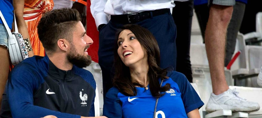 Olivier Giroud: sa femme Jennifer en larmes face caméra !
