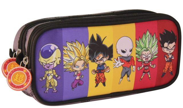 18 Vous êtes fans de Dragon Ball Z MCE a trouvé la trousse qu'il vous faut pour cette rentrée des classes
