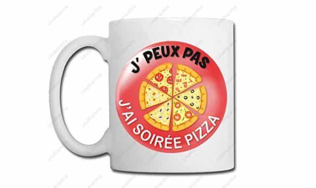 19 Même au petit déjeuner, tu peux montrer ton amour pour les pizzas