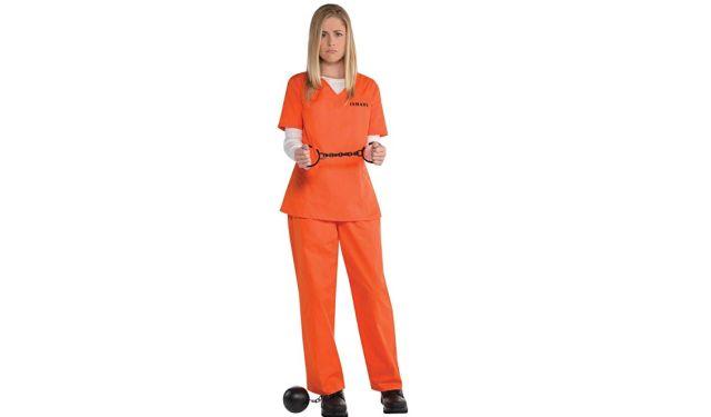 3 Vous voulez vous déguiser comme dans la prison de Litchfield Correctional Institution