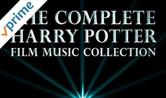 69 Vous aimez la musique de la saga Harry Potter, faites vous offrir la complète