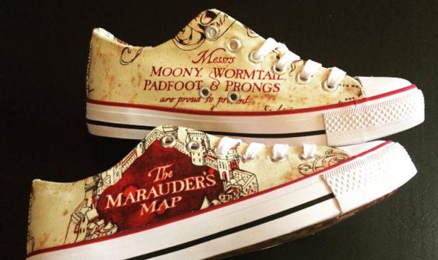 79 Ces chaussures inspirées de Harry Potter vont vous faire craquer