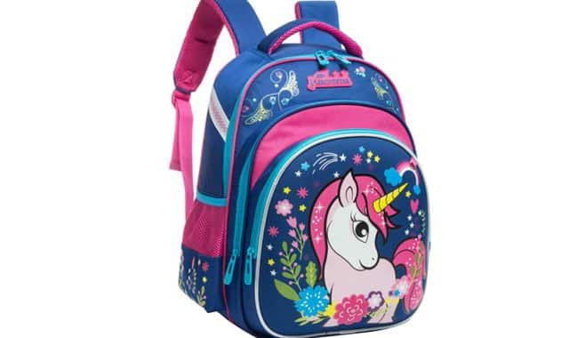 8 Si votre ado est une fille et fan des licornes, ce sac est parfait pour elle pour sa rentrée scolaire au collège