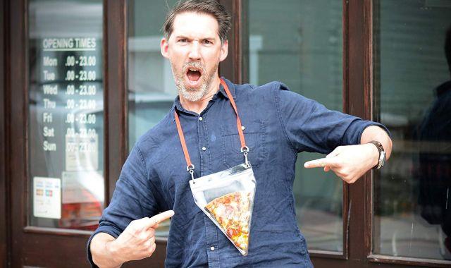 8 Vous voulez emporter votre part de pizza partout On t'a trouvé le cadeau parfait pour ton anniversaire ou pour Noël