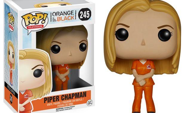 9 C'est le personnage de série le plus détesté au monde. Elle a aussi droit d'avoir quelques fans Piper Chapman