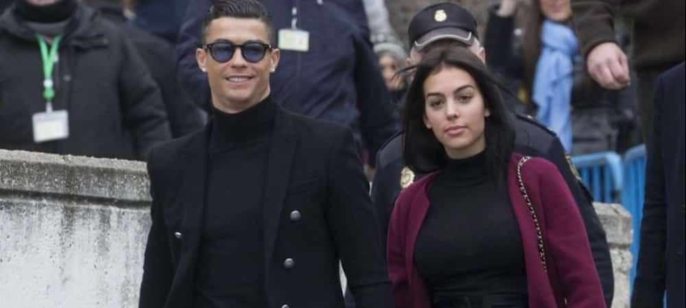 Cristiano Ronaldo: les rares confidences de Georgina Rodriguez sur leur couple !