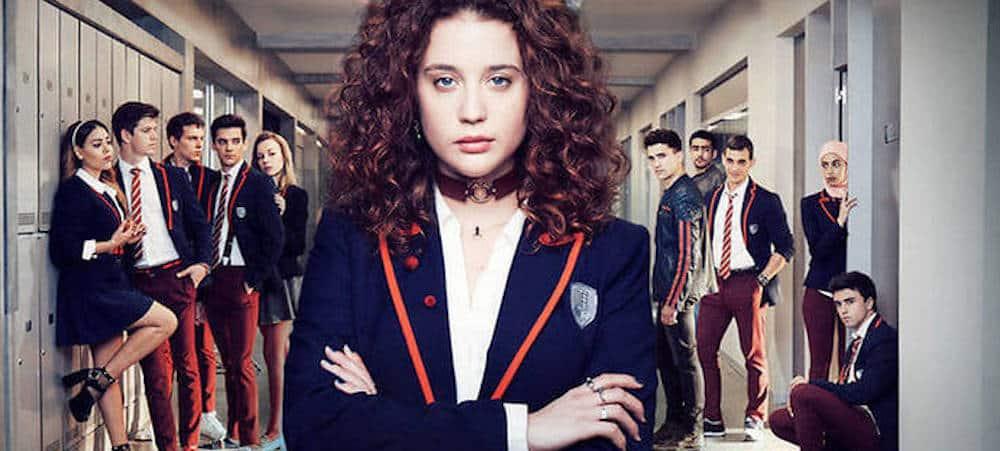 Elite saison 2: Netflix dévoile le teaser et la date de sortie de la série !