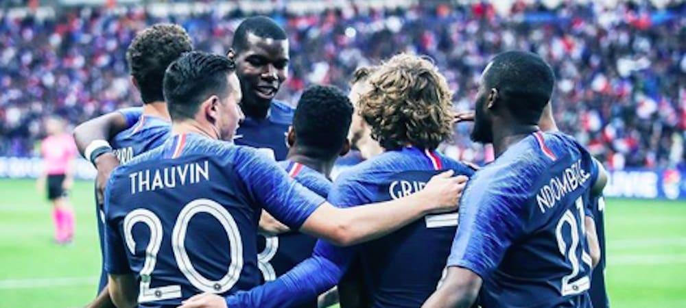 """Equipe de France: une star suscite l'inquiétude """"Il est sous influence"""" !"""