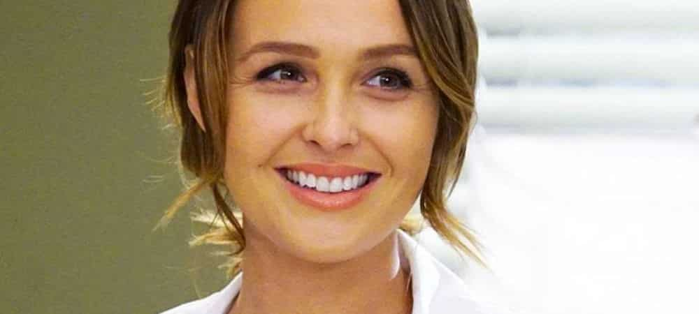 Grey's Anatomy: Camilla Luddington s'est mariée à Matthew Alan (13 Reasons Why) !