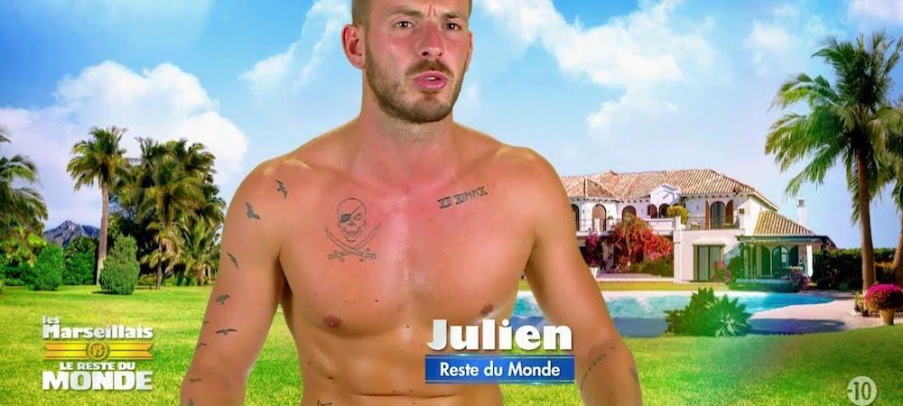 Julien Bert célibataire: il dévoile son Top 3 des plus belles filles de télé-réalité ! (PHOTO)
