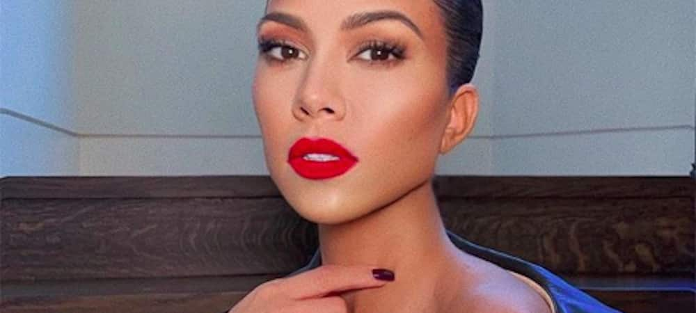 Kourtney Kardashian en bikini sur Instagram: sa peau dorée fait sensation ! (PHOTO)