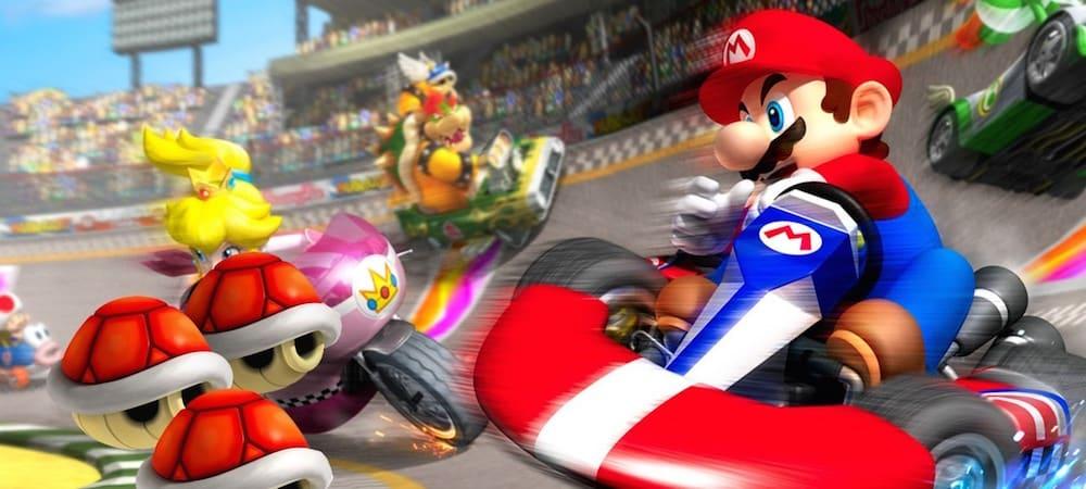 Mario Kart sera disponible sur smartphone à partir du 25 septembre !