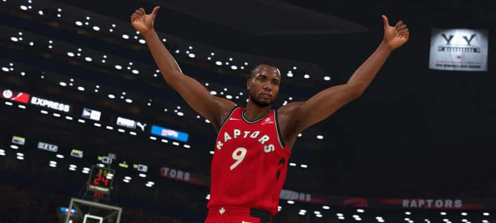 NBA 2K20 dévoile son gameplay dans un trailer ! (VIDEO)