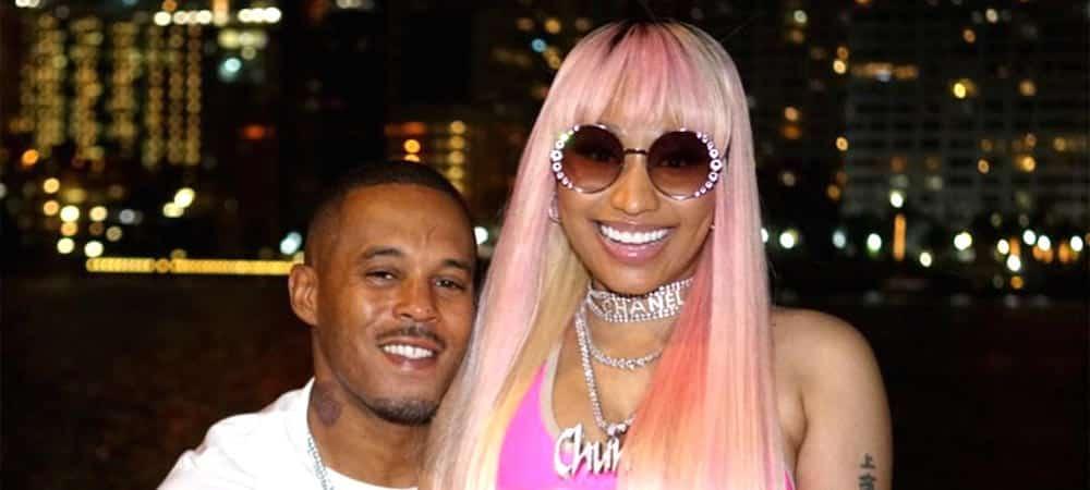 Nicki Minaj fiancée à Kenneth Pett elle dévoile les détails de la cérémonie !