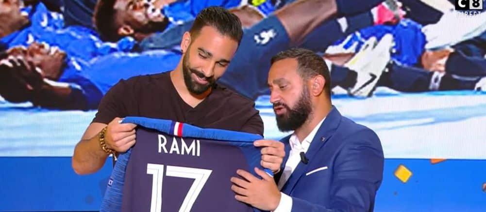 TPMP: Adil Rami bientôt sur le plateau ? Cyril Hanouna répond !