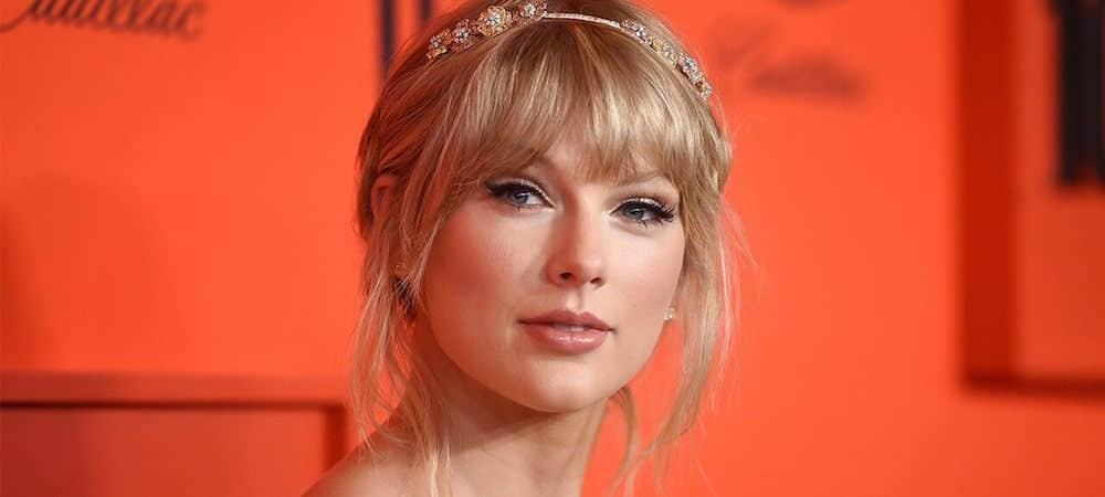 Taylor Swift en concert privé à Paris des places sont à gagner !