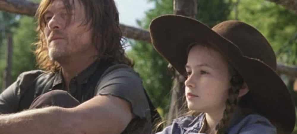 The Walking Dead: Une fin heureuse pour Daryl et les autres dans la série ?