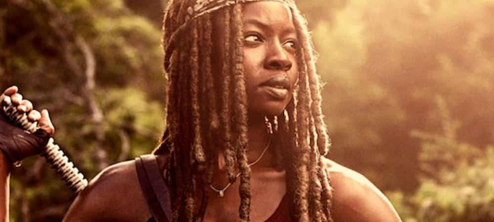 The Walking Dead saison 10: Michonne inquiète pour Judith sur des photos !