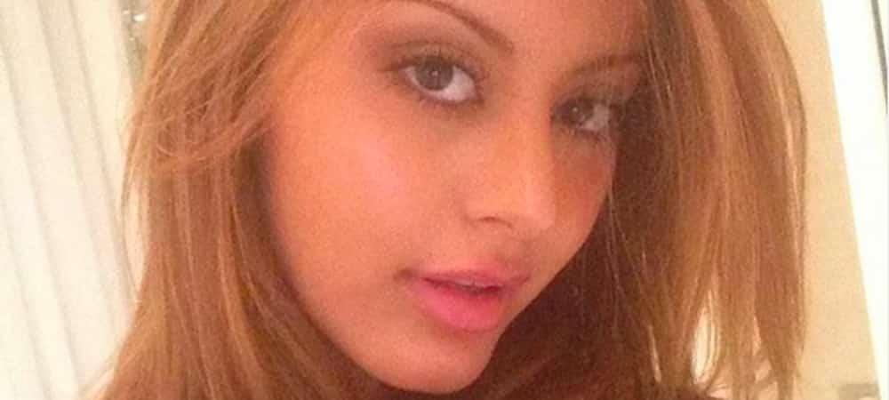 """Zahia Dehar: ce souvenir qui l'émeut aux larmes """"J'ai envie de pleurer"""" !"""
