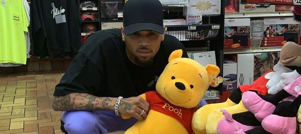 Chris Brown dévoile une adorable photo de sa fille sur Instagram ! (PHOTO)