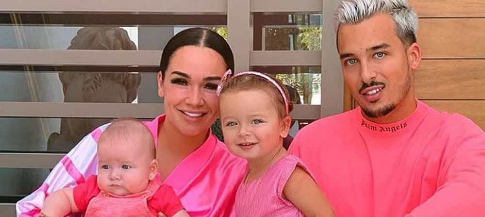 Laurent Billionaire (JLC Family): le début des vacances en famille ne passe pas inaperçu ! (PHOTO)