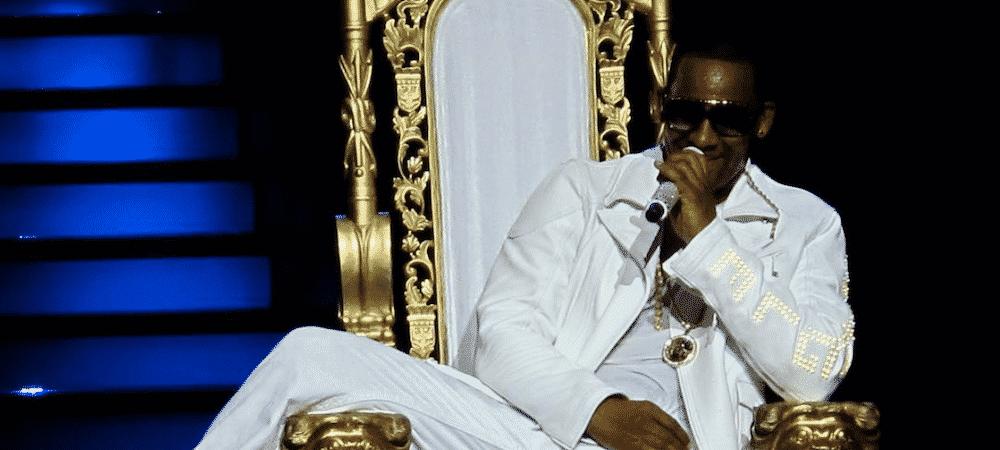 """R Kelly accusé de détournement de mineurs: d'après lui ses victimes sont des """"groupies mécontentes"""" !"""