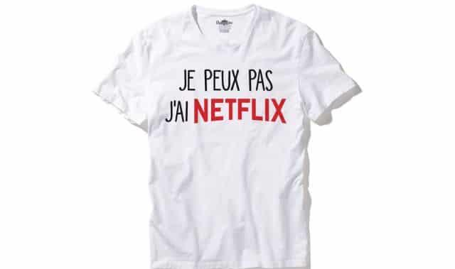 14 La meilleure excuse quand tu ne veux pas sortir avec des potes, merci Netflix