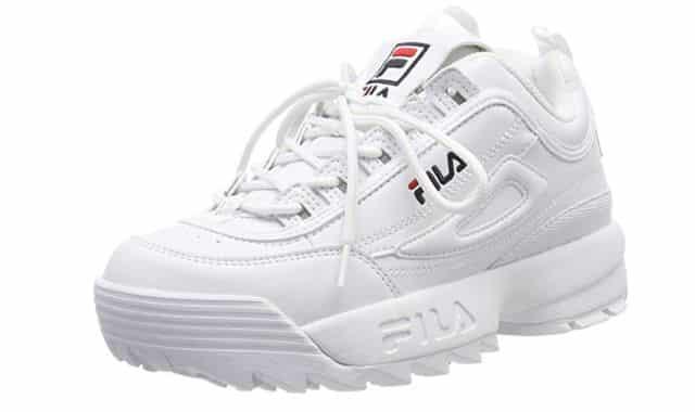 17 Ce modèle de sneakers Fila Disruptor Low WMN trouvera toute sa place dans votre garde robe