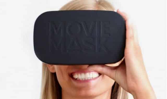 17 Grâce au casque Movie Maker, vous allez pouvoir regarder vos séries préférées comme La Casa de Papel ou encore Marianne comme si vous y étiez
