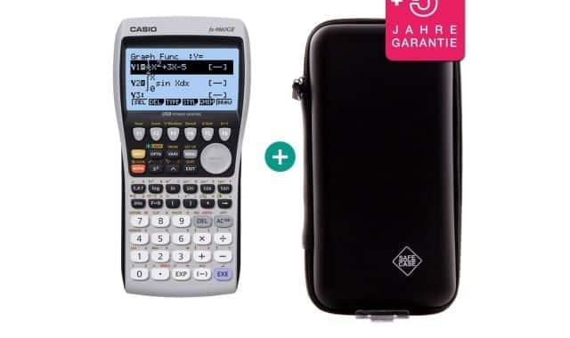 21 Pour réussir au collège en math ou aussi au lycée mais pas en scientifique, cette Casio FX-9860GII vous suffira
